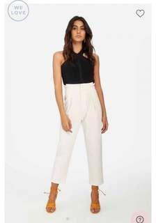 Sheike white pants