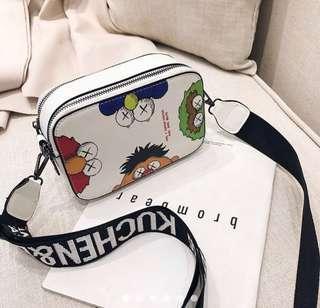 🚚 Sesame Street Camera Bag