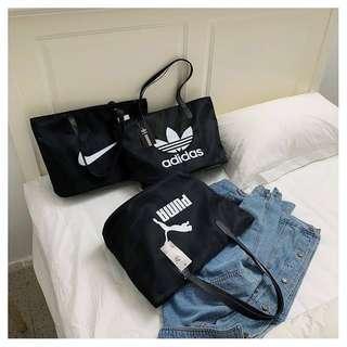 Adidas/Nike Tote Bag