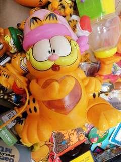 加菲貓garfield玩具
