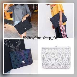 🚚 Adidas 3D Clutch Bag/Pouch