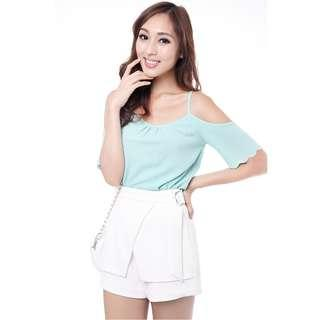 Jilian Top in Mint