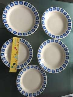 Ikea plates (9 inches and 7inches)