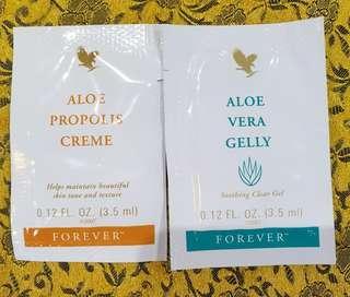 100% aloe & bee propollis