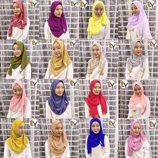 Shawl Chiffon Clearance Random #apr10