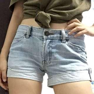Denim Shorts #APR10