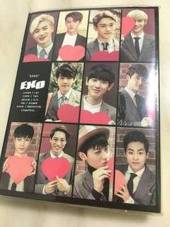 Exo Notepad Limited Edition #apr10