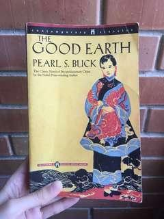 The Good Earth by Pearl S. Buck | Pre-loved 3-5 years #APR10