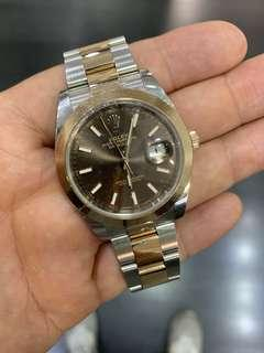 Rolex Datejust 2, 126301
