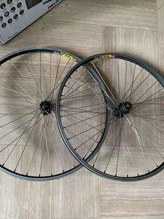 Weinmann wheels