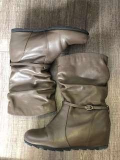 Above Ankle Boots