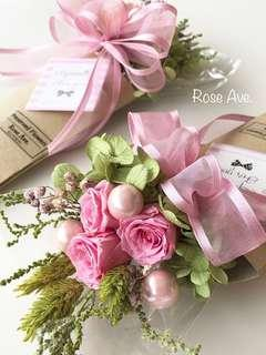 Especially for you ☆ Pink -Preserved Flower Bouquet-