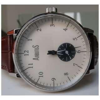 Arbutus AR804 Retro Classic Automatic watch