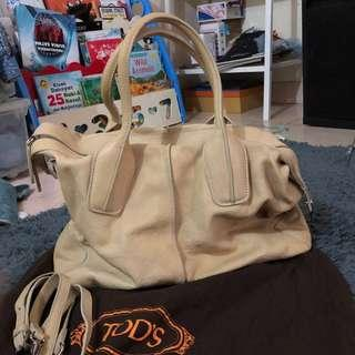 Preloved Tas Tod's Bekas Woman Bag