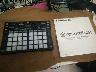 Pioneer dj ddj xp1+timecode vinyl