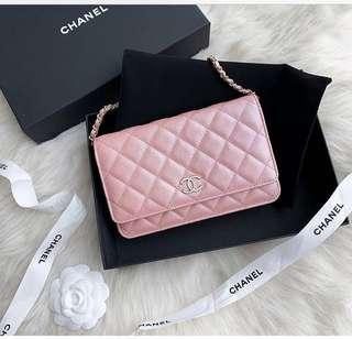 c6adb84bb2 chanel wallet on chain | Bags & Wallets | Carousell Singapore