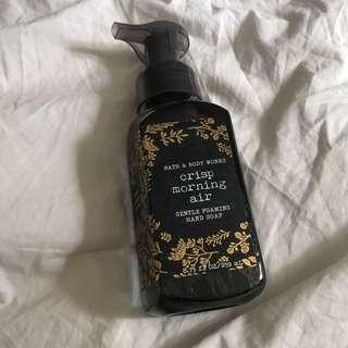 BRAND NEW Bath & Body Works - Crisp Morning Air Hand Wash