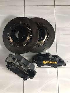 AP Racing DBA-4 pot Big BREAK Kit (Honda Civic FC 1.5 Turbo) #APR10