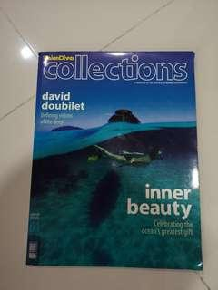 Asian Diver Collections (limited edition issue 01)