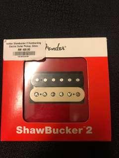 Fender shawbucker 2 pickup