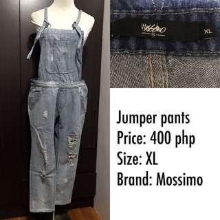 Mossimo Ripped Jumper