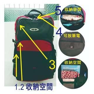免運費 520元 ~ RUFA 後背包、登山包、筆電包 二手商品八、九成新 下標前請先詢問有無貨,因有多個平台銷售
