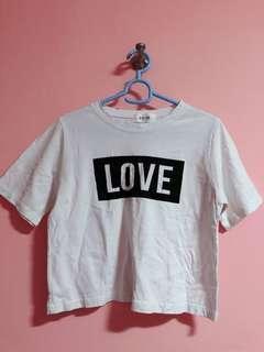 🚚 Love top
