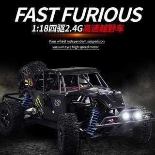 Power Four-Wheel Drive Climbing Vehicle High speed remote control off-road Car