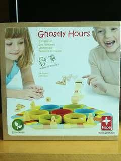 HAPE GHOSTLY HOURS 動物跳棋