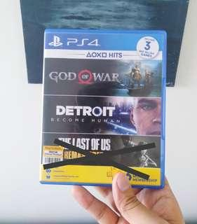 Gow4 and Detroit Bundle