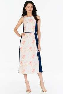 TCL Darlenna Slit Midi Dress