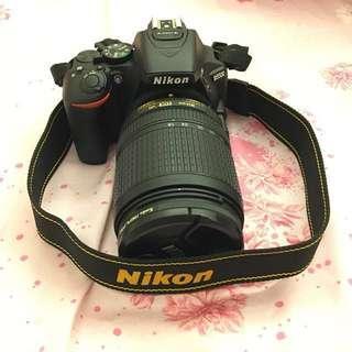 🚚 Nikon D5500