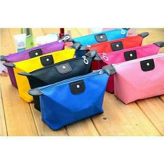 Women travel cosmetic storage pouch makeup bag cosmetic bag #APR10