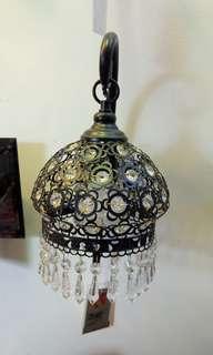 Crystal wall Lamp (Display Clearance)