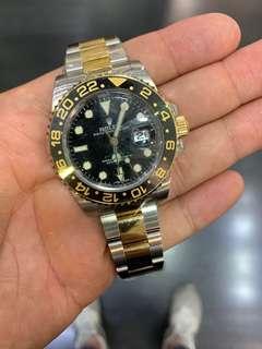 Rolex GMT Master 2, 116713LN