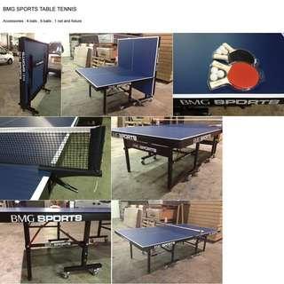 BMG Sports Table Tennis