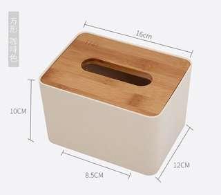 🌟方型 紙巾盒 Tissue Box
