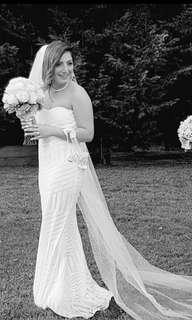 Bariano  wedding dress