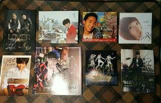 正版《簽名CD》正版台灣索尼音樂  廣播電台公關簽名CD....《購買時請先詢問有沒有貨》......
