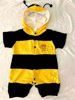 baby romper bee one-piece suit