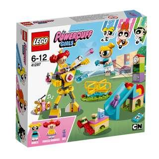 LEGO The PowerPuff Girls 41287 - Bubbles' Playground Showdown (RRP: RM106.80)