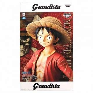 [WTB] Banprestro' Grandista Luffy