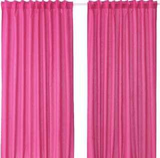 2pc IKEA Curtains
