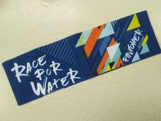 Race for Water 揹水一戰 Salomon Finisher sports headband  運動頭巾