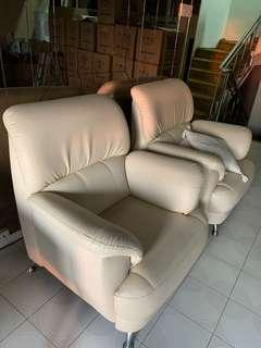 🚚 Good condition non-leather sofas (2 to go)