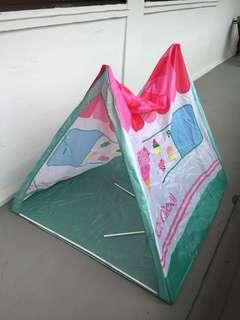 🚚 Play tent