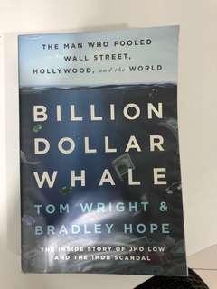 Billion Dollae Whale