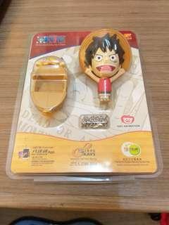 One Piece海賊王路飛3D八達通