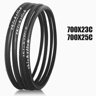 WTB thickslik tyre - Super durable for skidding and trainning , 700cc for road bikes or fixed gear bikes .