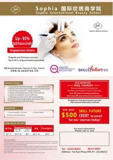 WSQ Microdermabrasion For Face And Eyebrow